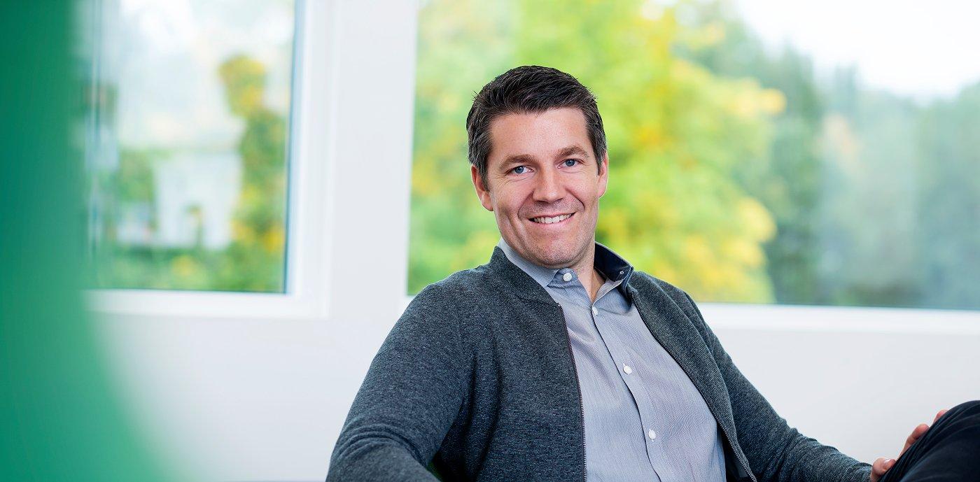 Kim Brun Lauritzen er Senior Prosjektleder i Trondheim