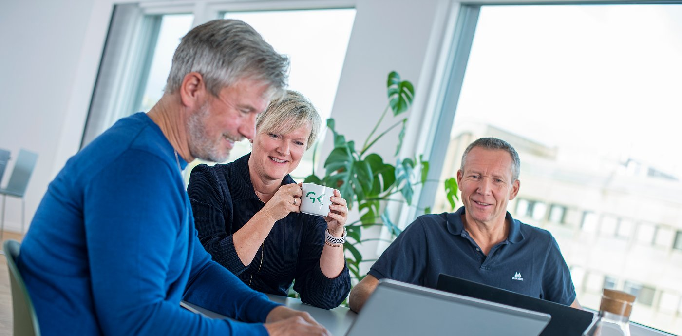 Samarbeid mellom Erik Engebretsen, Hege Myrdal Engebretsen og Torgeir Spets